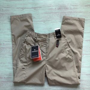 Craghoppers Outdoor Hiking Trekking Pants Size S/6